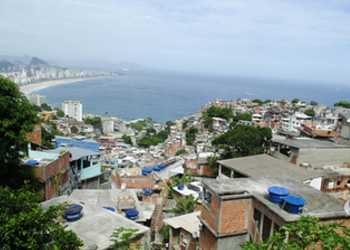 The view from Vidigal