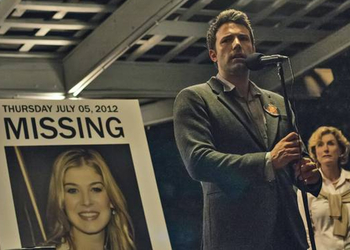 Ben Affleck as Nick Dunne in Gone Girl.