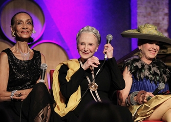 Jacqui Tajah Murdock, Joyce Carpati and Debra Rapaport.