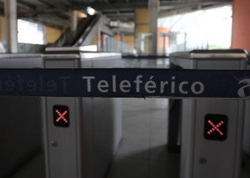 The Alemão cable car is closed, possibly for good.
