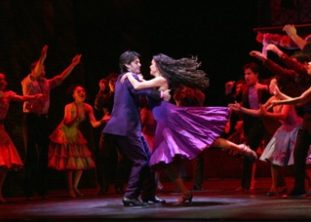 a report on west side story by arthur laurents From the first notes to the final breath, west side story is one of the most memorable musicals and greatest love stories of all time arthur laurents' book remains as powerful, poignant and timely as ever the score by leonard bernstein and lyrics by stephen sondheim are widely regarded as among the best ever written.