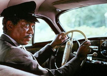 """Driving Miss Daisy: """"the big mistake""""."""