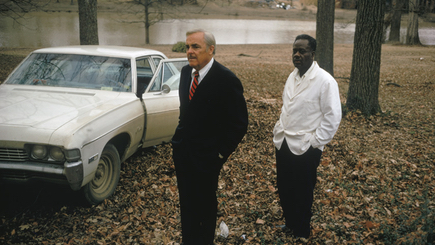 The closest Eggleston ever came to social commentary.