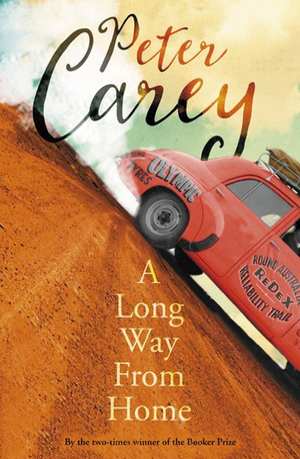 The US cover of A Long Way From Home